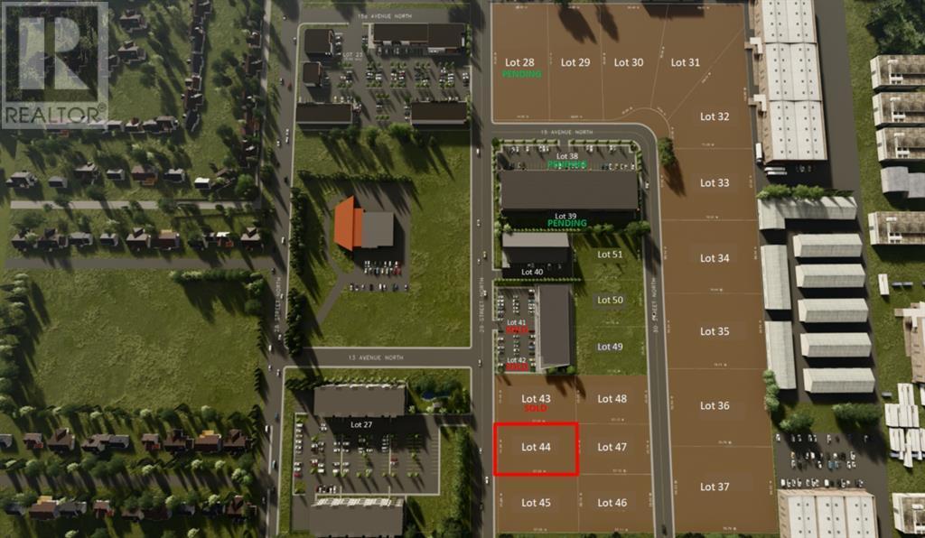 1241 29 Street N, Churchill Industrial Park, Lethbridge