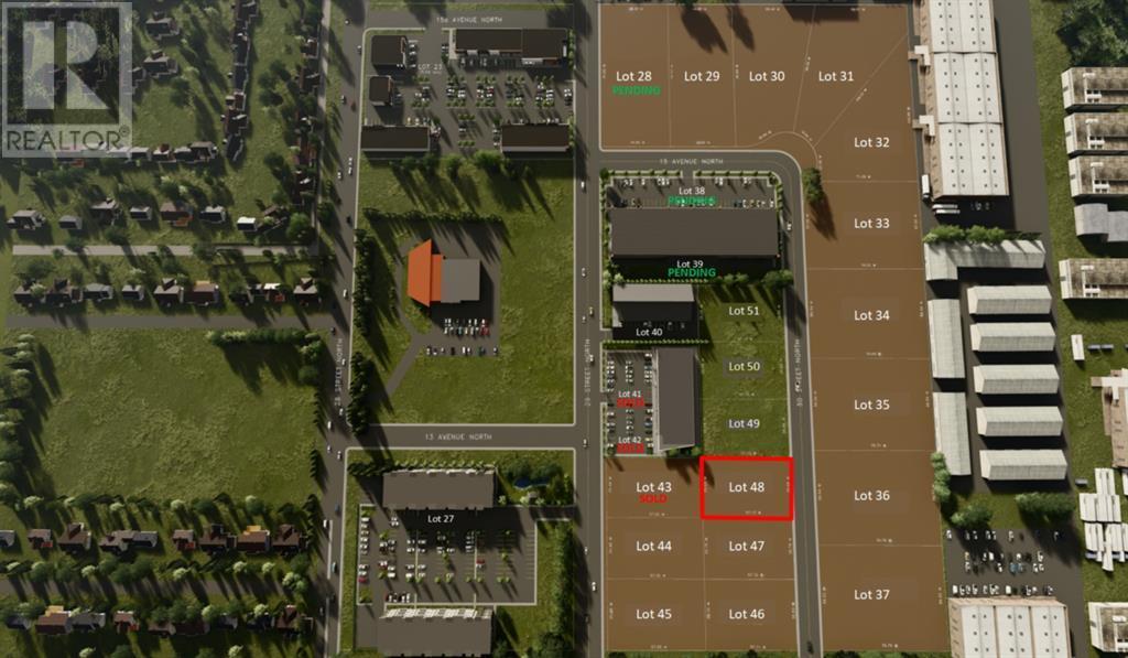1272 30 Street N, Churchill Industrial Park, Lethbridge