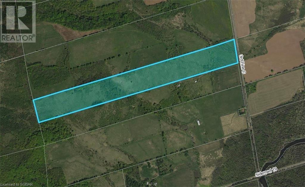 Lt 20 3rd C Line, Grey Highlands, Ontario  N0C 1G0 - Photo 1 - 40121278