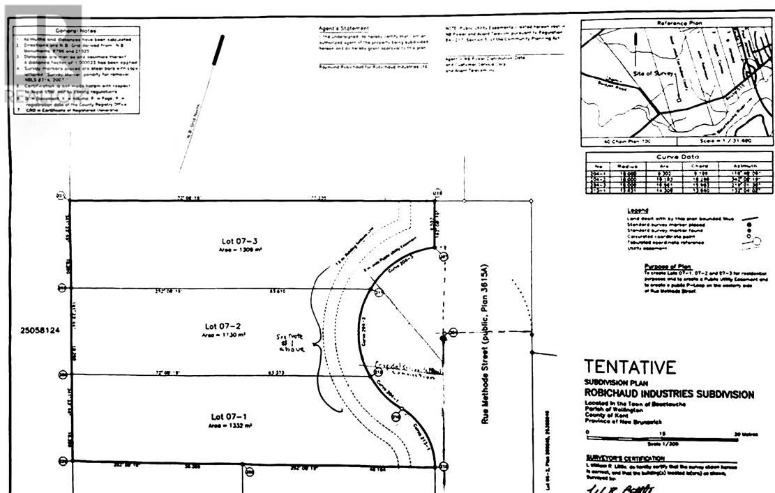 Lot 07-1 Methode, Bouctouche, New Brunswick  E4S 2E8 - Photo 2 - M135272