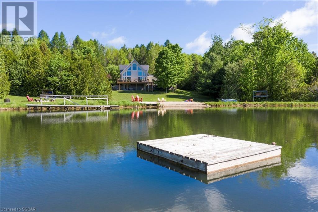 634673 Pretty River Road, Grey Highlands, Ontario  N0C 1M0 - Photo 1 - 40122115