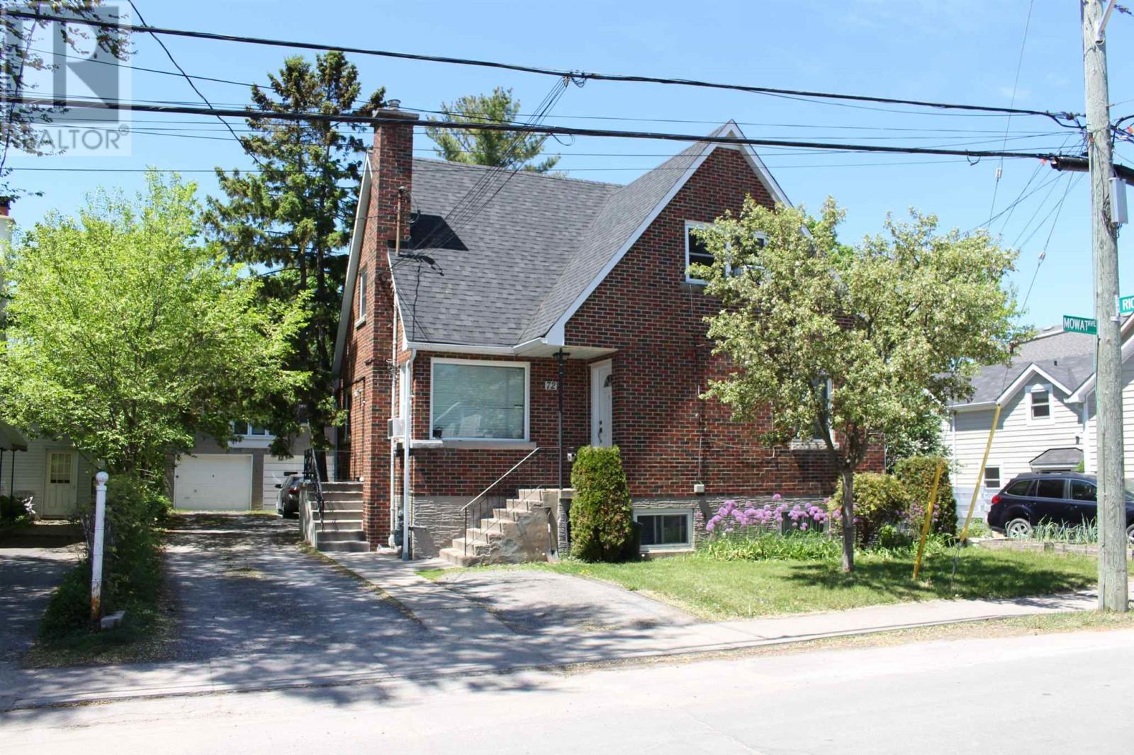 72 Mowat Ave, Kingston, Ontario  K7M 1J9 - Photo 1 - K21003328