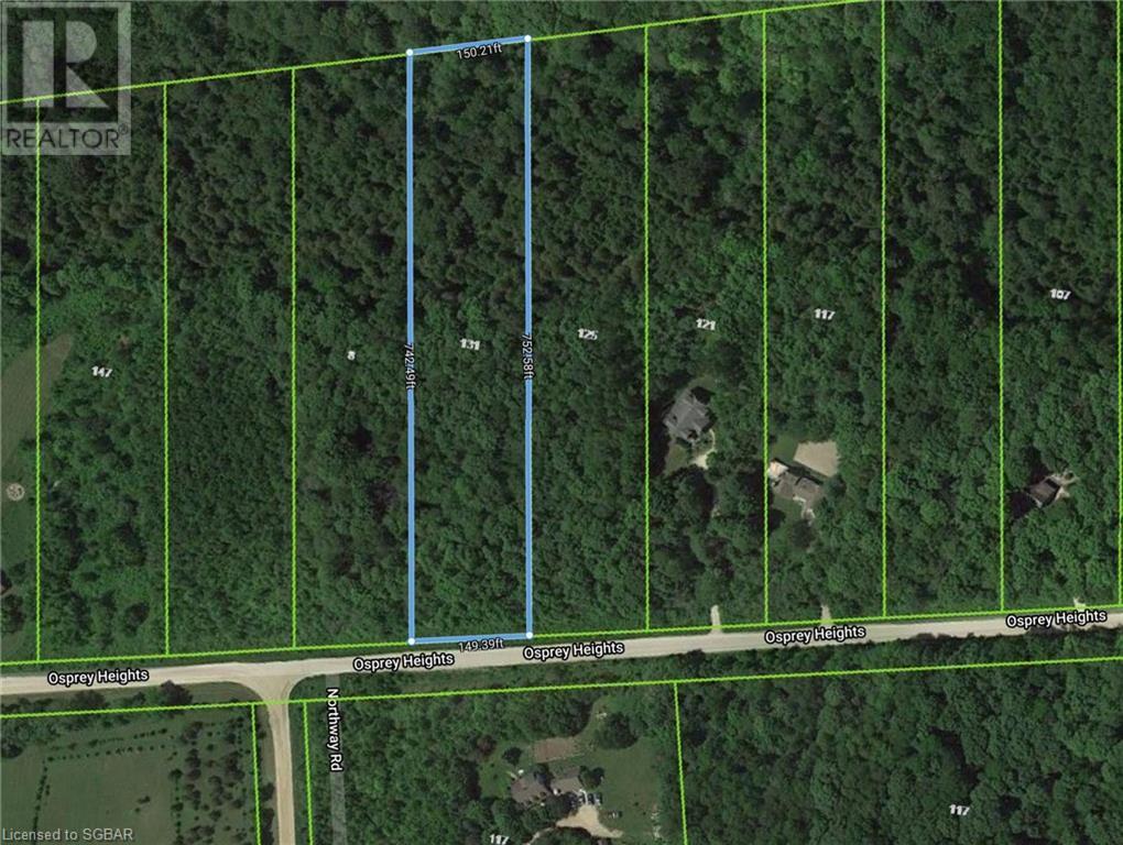 131 Osprey Heights, Grey Highlands, Ontario  N0C 1M0 - Photo 4 - 40073311