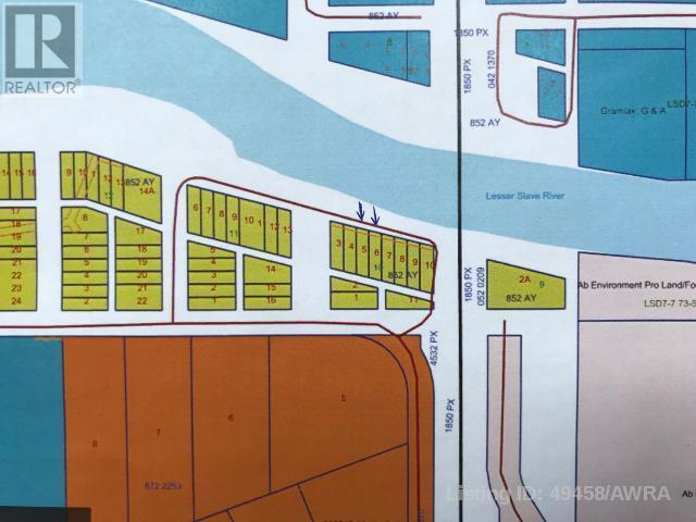 Lot 5 & 6 Old Town Road, M.d. Of, Alberta  T0G 2A0 - Photo 5 - A1117294
