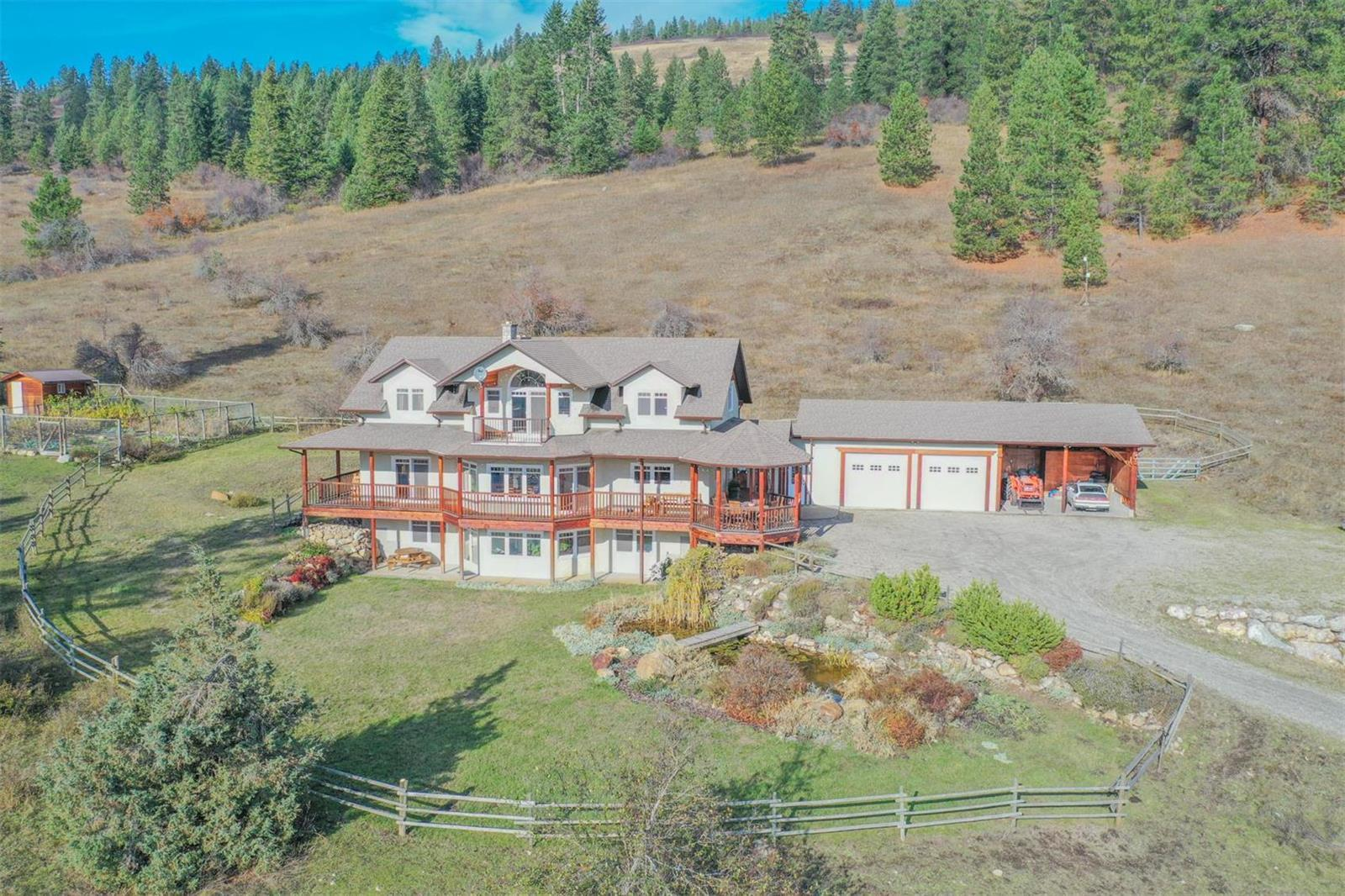 49 Albers Road,, Lumby, British Columbia  V0E 2G5 - Photo 1 - 10218462