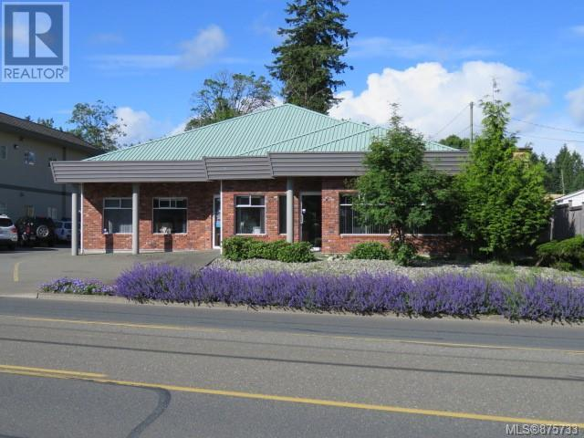 MLS® #875733 - Courtenay Offices For lease Image #1