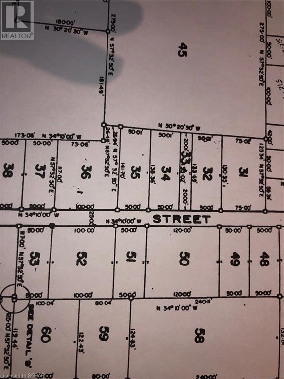 Lt 51 Savarin Street, Wasaga Beach, Ontario  L9Z 2N8 - Photo 3 - 40126251