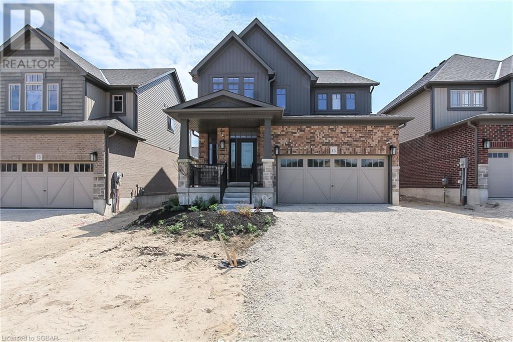 15 Spencer Street, Collingwood, Ontario  L9Y 0E2 - Photo 1 - 40126626
