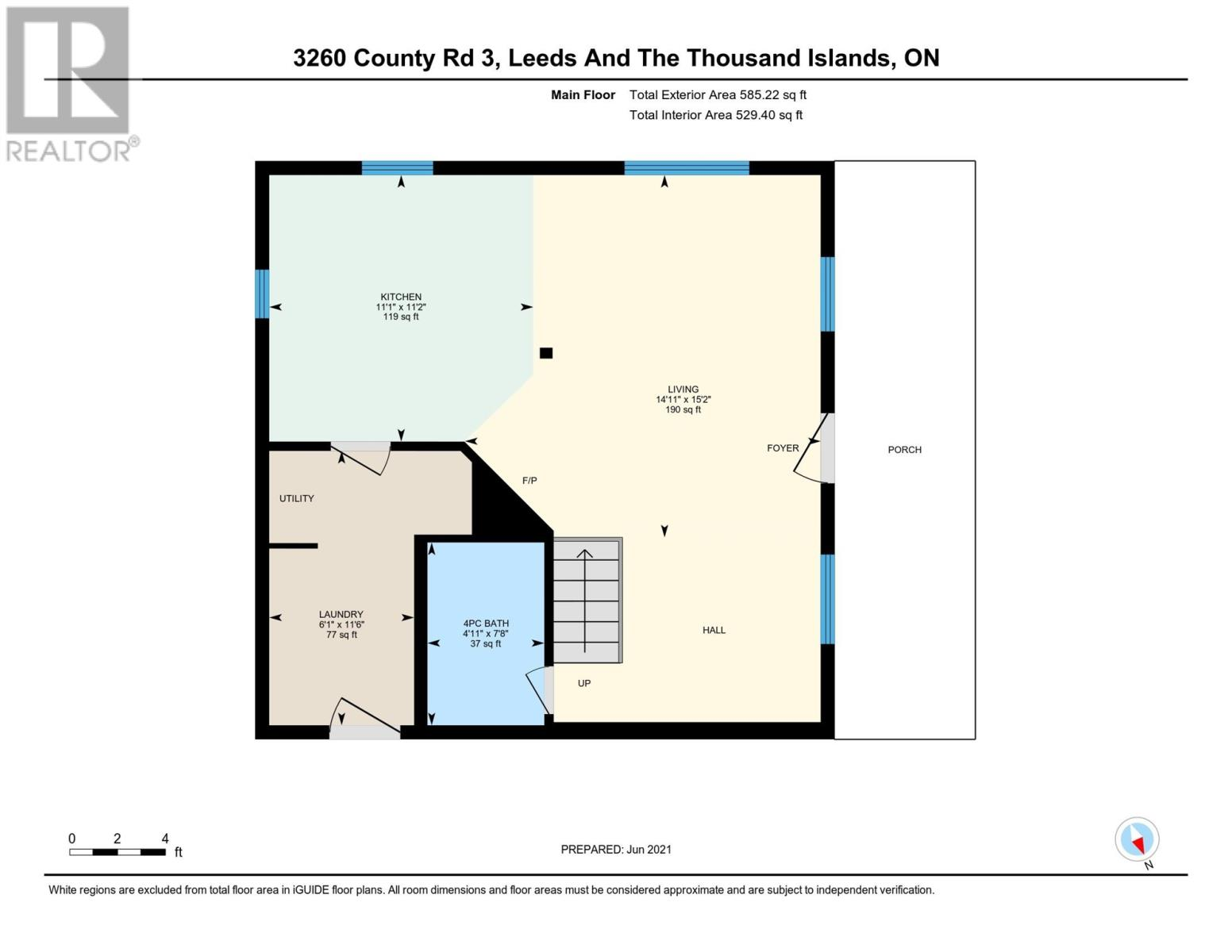 3260 County Rd 3, Lansdowne, Ontario  K0E 1L0 - Photo 49 - K21003780