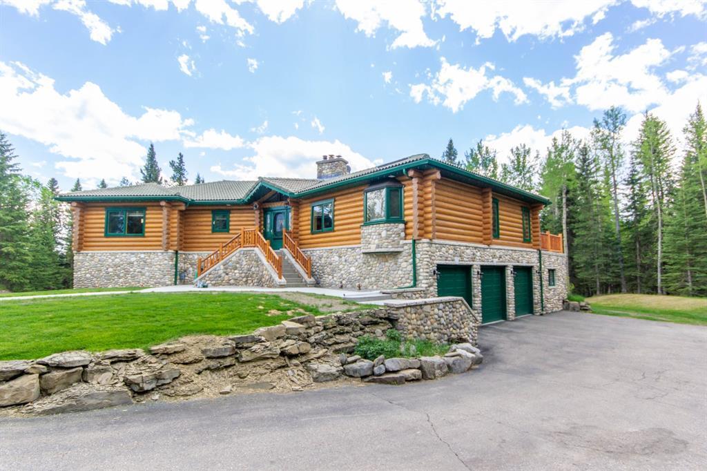 231065 Range Road 54, Bragg Creek, Alberta  T0L 0K0 - Photo 4 - A1114176