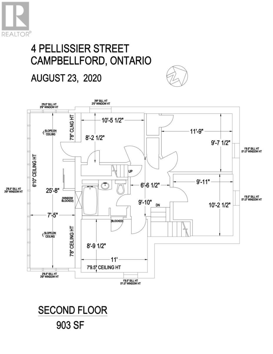 4 Pellissier St, Campbellford, Ontario  L0L 1L0 - Photo 22 - K21003888