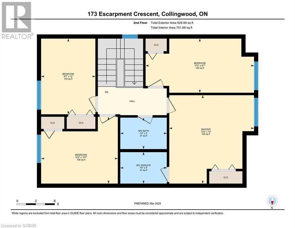 173 Escarpment Crescent, Collingwood, Ontario  L9Y 5B4 - Photo 38 - 40129071