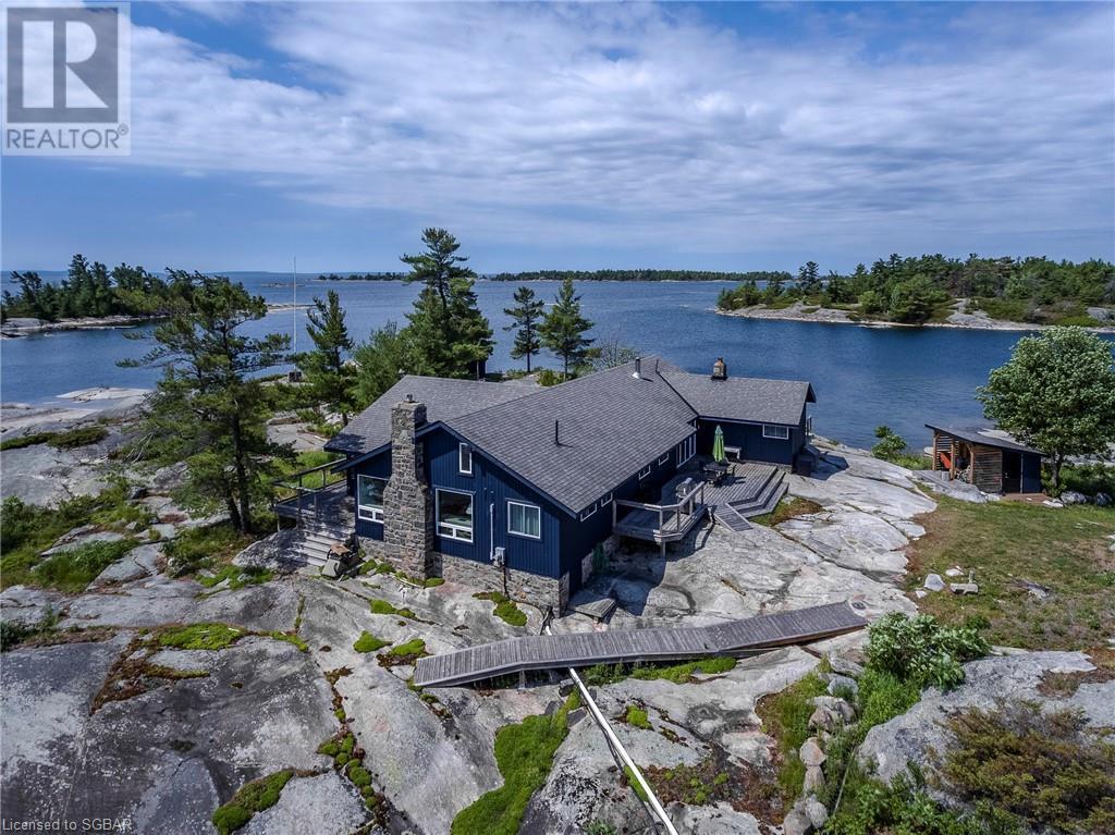 2 Island 3330/georgian Bay Island, Honey Harbour, Ontario  P0E 1E0 - Photo 2 - 40128732