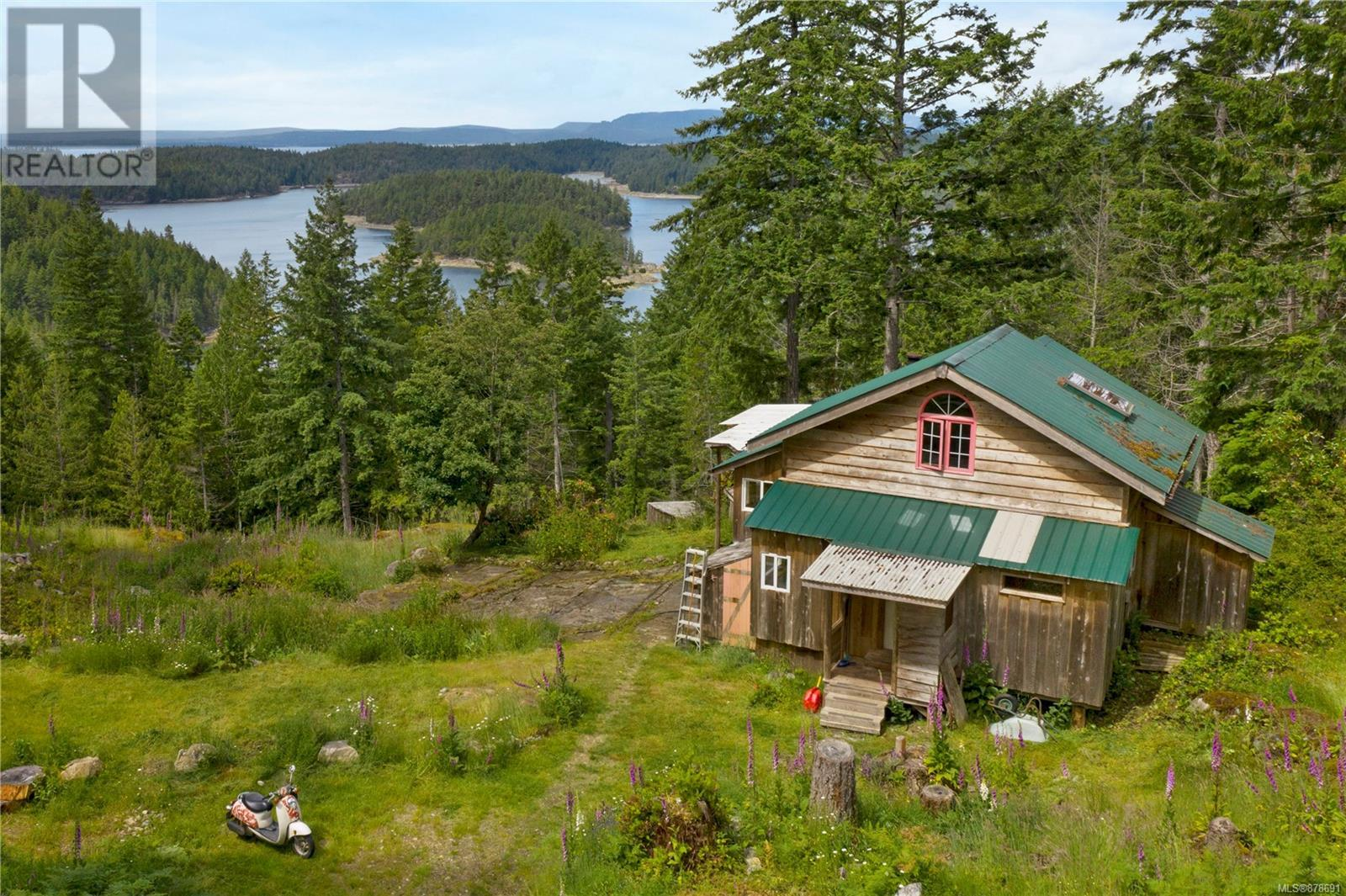 MLS® #878691 - Cortes Island House For sale Image #17