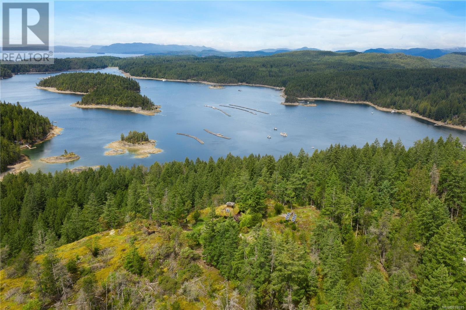 MLS® #878691 - Cortes Island House For sale Image #3