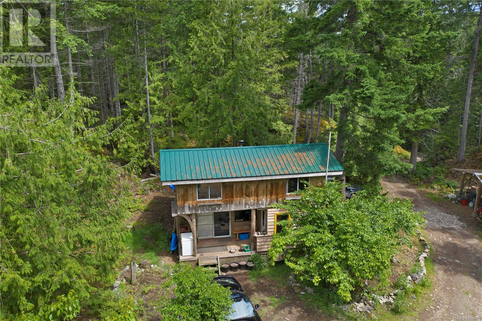 MLS® #878691 - Cortes Island House For sale Image #18