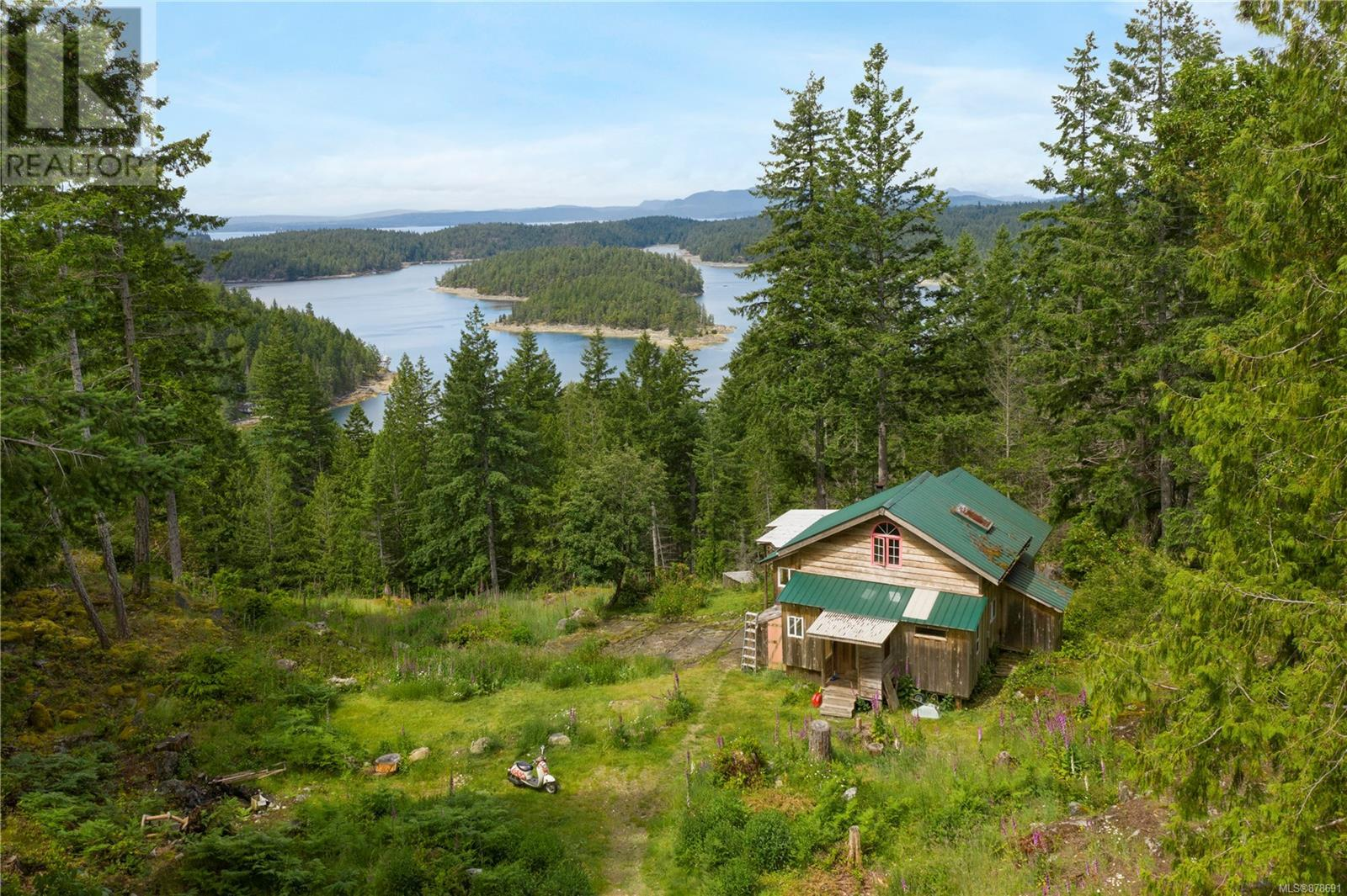 MLS® #878691 - Cortes Island House For sale Image #4