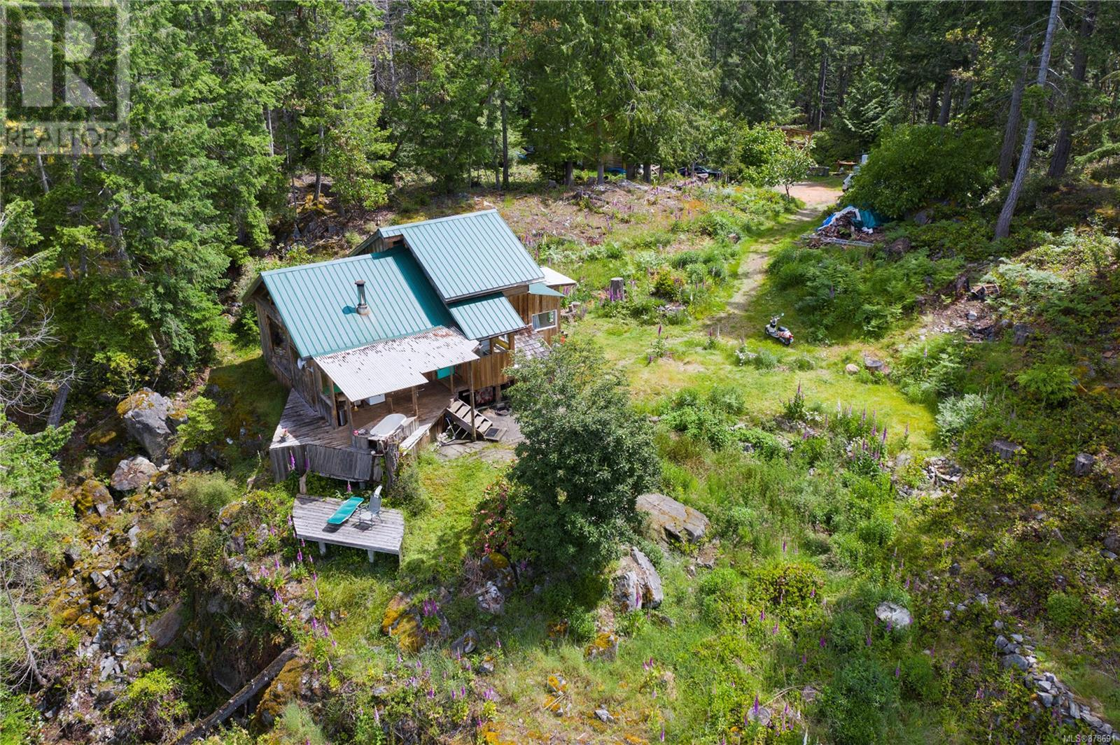 MLS® #878691 - Cortes Island House For sale Image #14