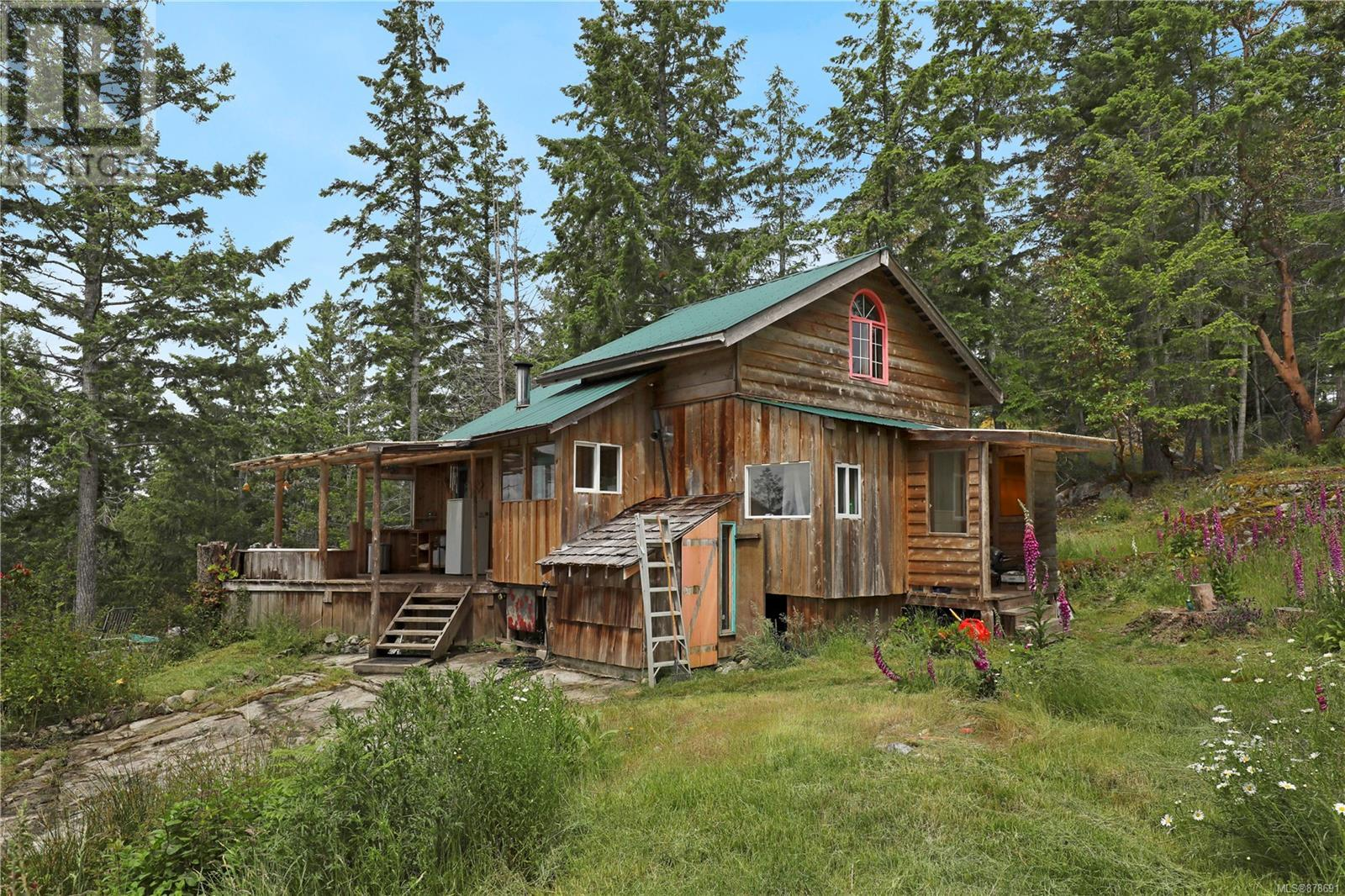 MLS® #878691 - Cortes Island House For sale Image #36
