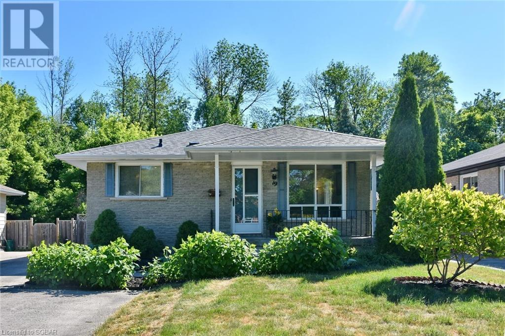 19 Sproule Avenue, Collingwood, Ontario  L9Y 4K8 - Photo 1 - 40129986