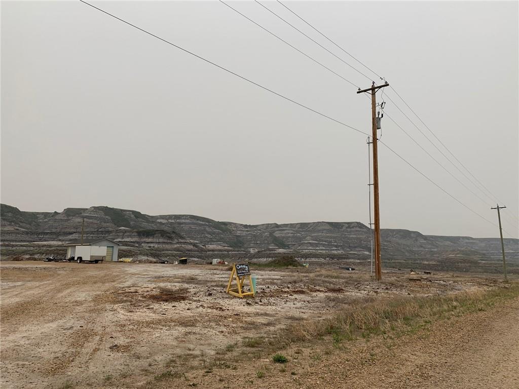 Lot 7 1 Highway 56, Drumheller, Alberta  T0J 0Y0 - Photo 1 - C4257280