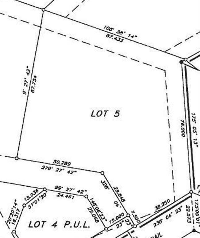 Lot 5 370 1 Street North Road, Drumheller, Alberta  T0J 0Y0 - Photo 1 - A1060137