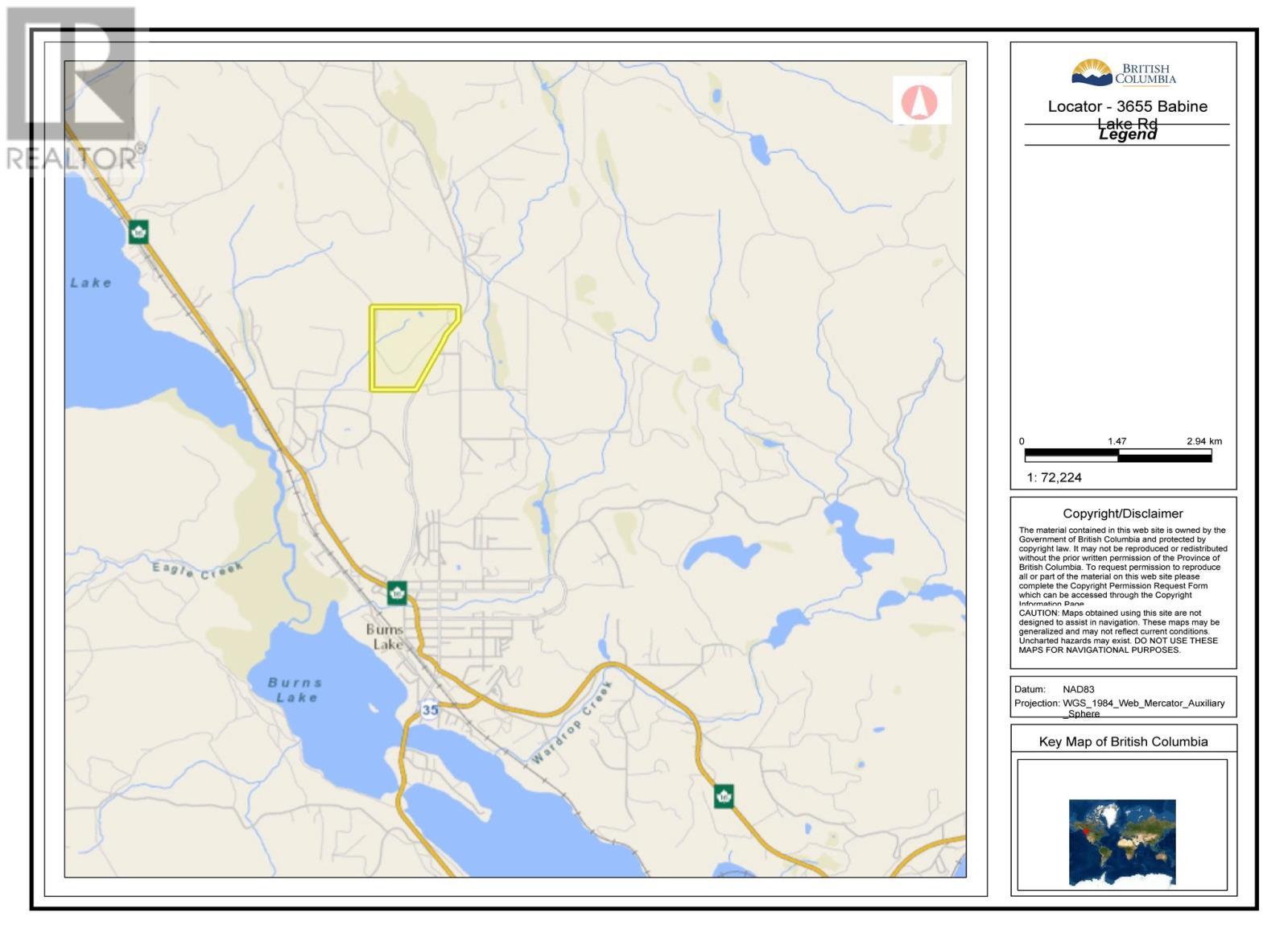 3655 Babine Lake Road, Burns Lake, British Columbia  V0J 1E1 - Photo 9 - R2594073