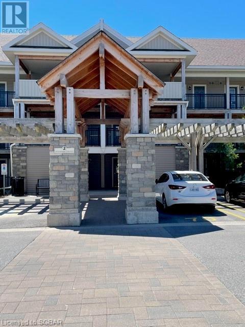 2 Anchorage Crescent Unit# 206, Collingwood, Ontario  L9Y 0Y6 - Photo 1 - 40131225