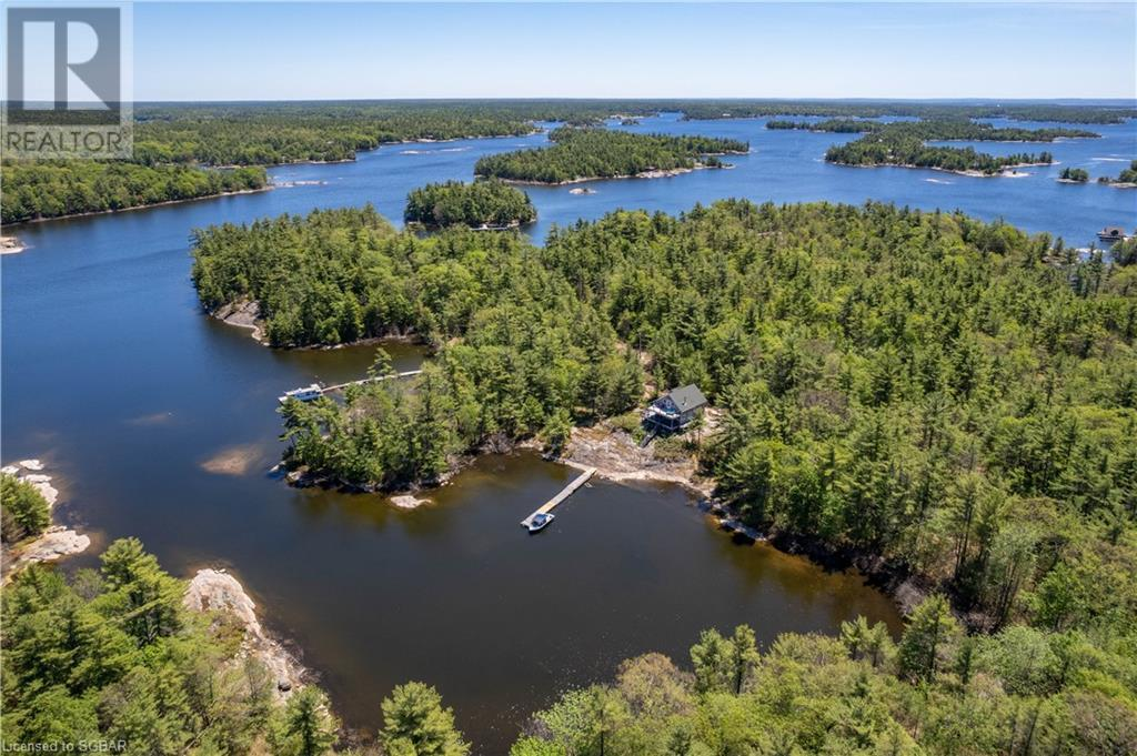 7772 Island 1810/bone Island, Georgian Bay, Ontario  P0E 1E0 - Photo 1 - 40119709