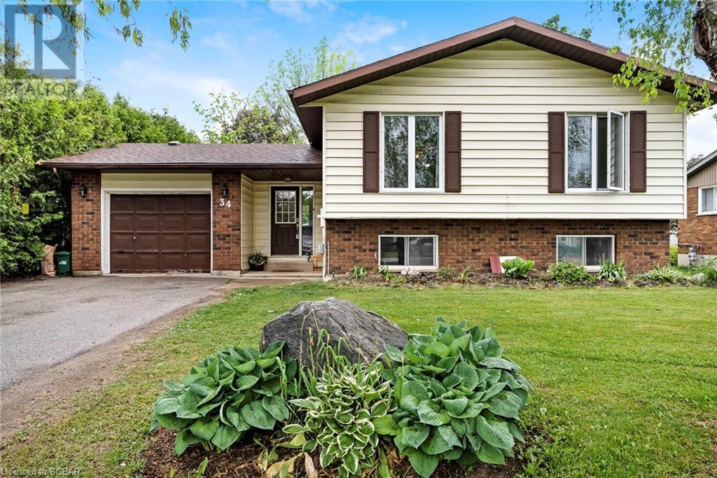 34 Francis Street E, Creemore, Ontario  L0M 1G0 - Photo 1 - 40117633
