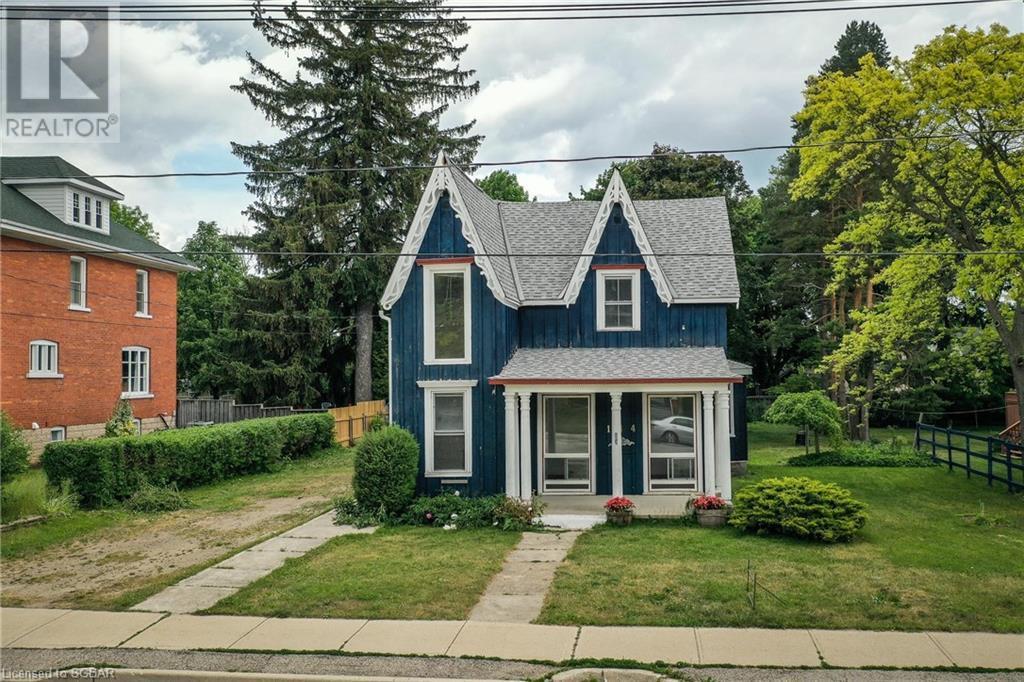 144 Trowbridge Street W, Meaford, Ontario  N4L 1G3 - Photo 1 - 40130195