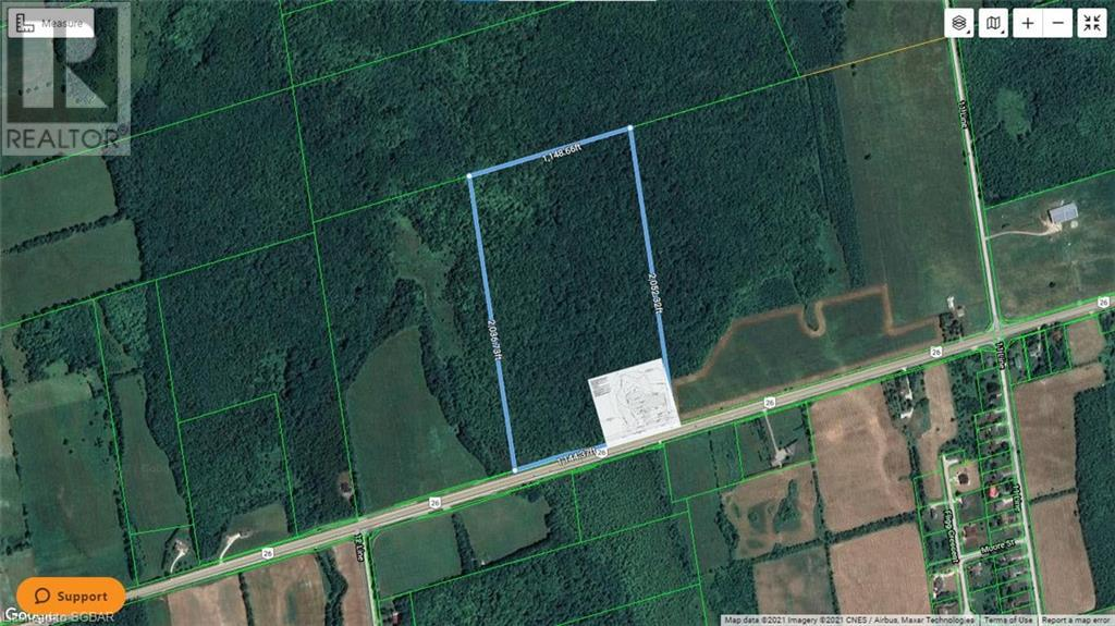Lt 19 26 Highway, Meaford (Municipality), Ontario  N4K 1L6 - Photo 1 - 40133404