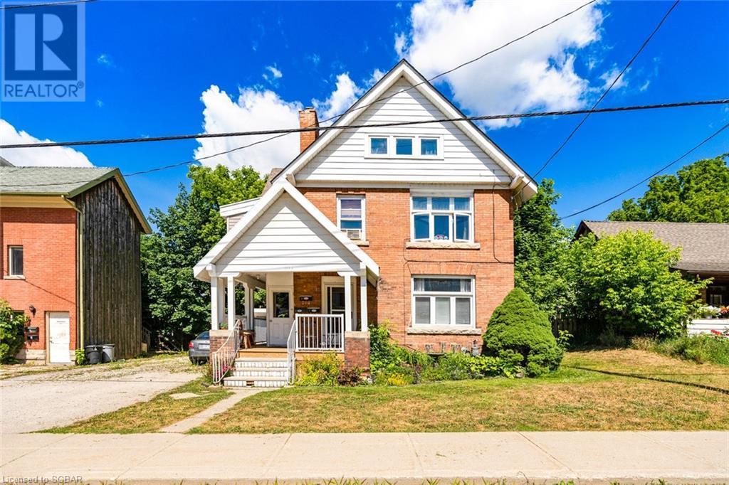 1114 4th Avenue E, Owen Sound, Ontario  N4K 2P4 - Photo 1 - 40133532