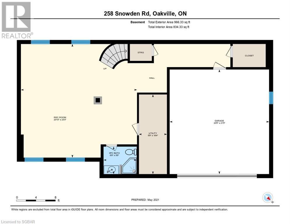 258 Snowden Road, Oakville, Ontario  L6L 3X5 - Photo 40 - 40135606