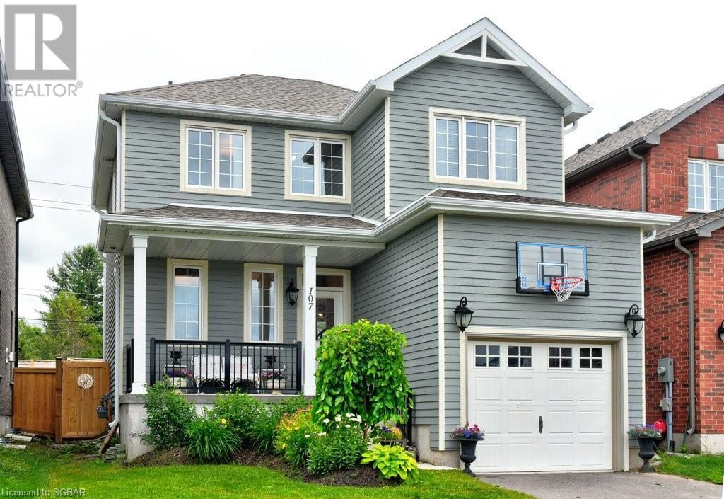 107 Lockerbie Crescent, Collingwood, Ontario  L9Y 4S1 - Photo 1 - 40136873