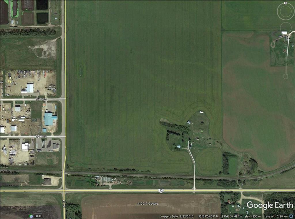 Sw 28 40 26 W4 Highway 12, Lacombe, Alberta  T4L 0B9 - Photo 2 - A1068693