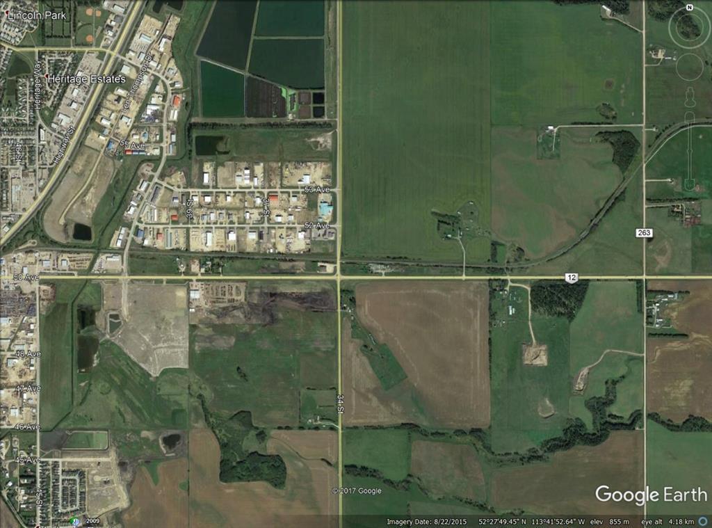 Sw 28 40 26 W4 Highway 12, Lacombe, Alberta  T4L 0B9 - Photo 3 - A1068693