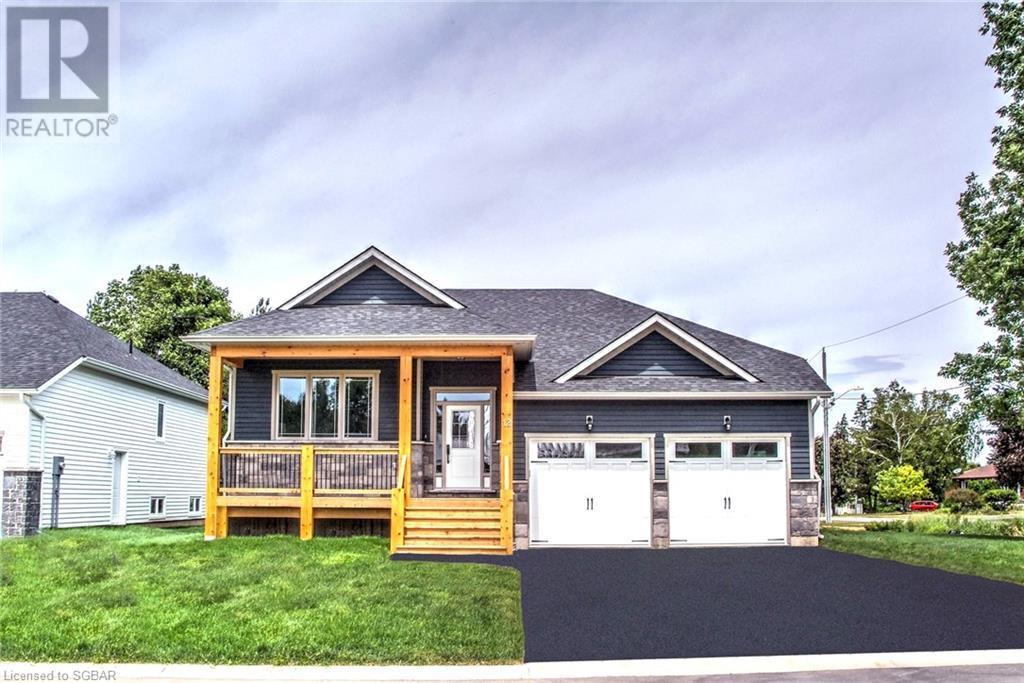 12 Gordon Crescent, Meaford, Ontario  N4L 0A9 - Photo 1 - 40123235