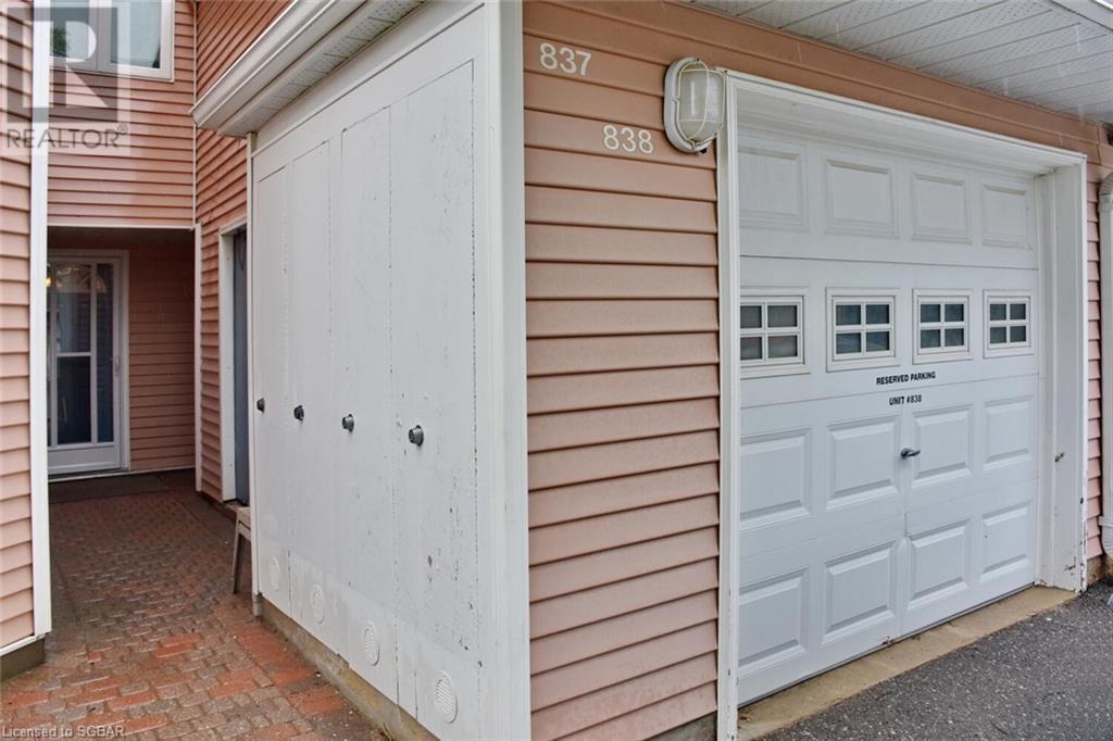 34 Dawson Drive Unit# 838, Collingwood, Ontario  L9Y 5B4 - Photo 3 - 40135665