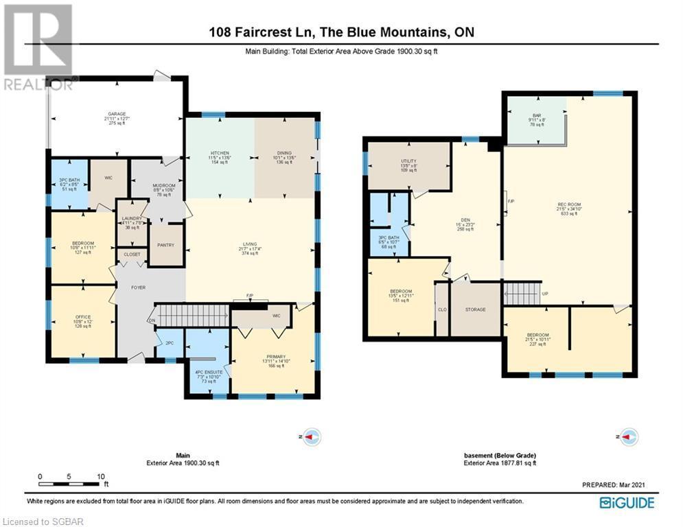108 Faircrest Lane, Clarksburg, Ontario  N0H 1J0 - Photo 48 - 40136907