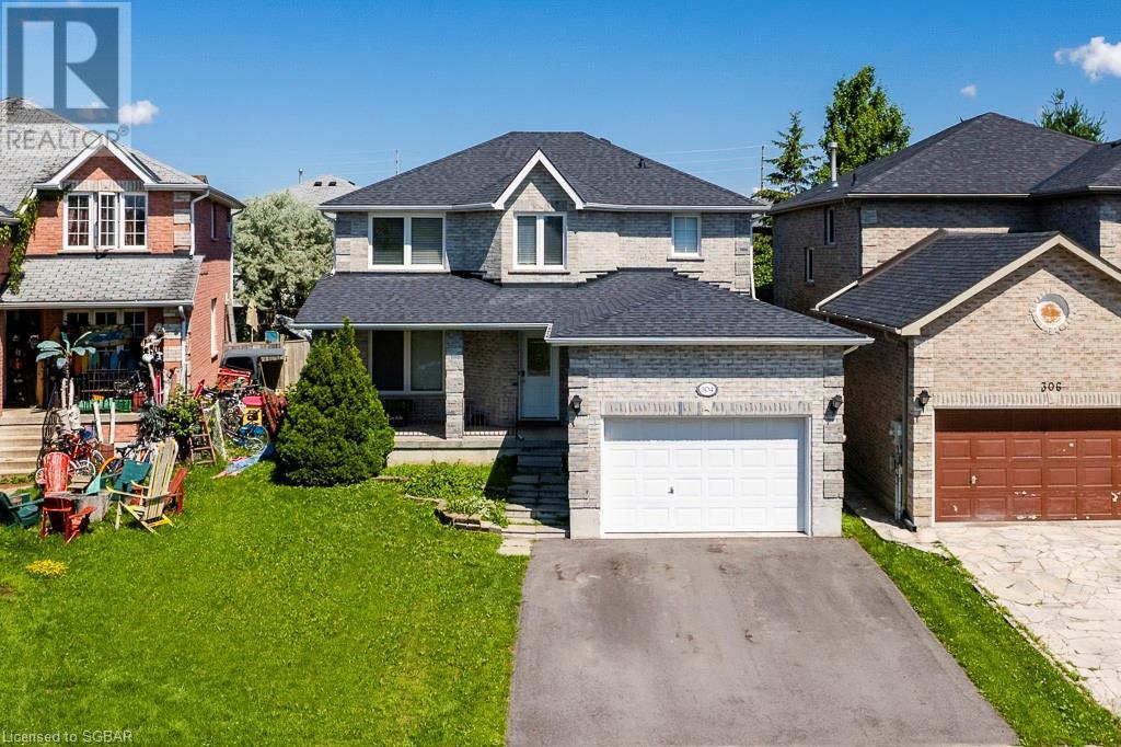 304 Stanley Street, Barrie, Ontario  L4M 6X6 - Photo 1 - 40137023