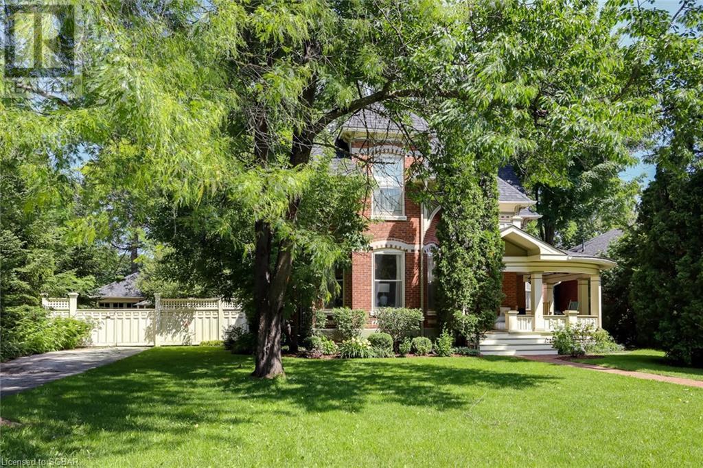 86 Trowbridge Street W, Meaford, Ontario  N4L 1G3 - Photo 1 - 40132329