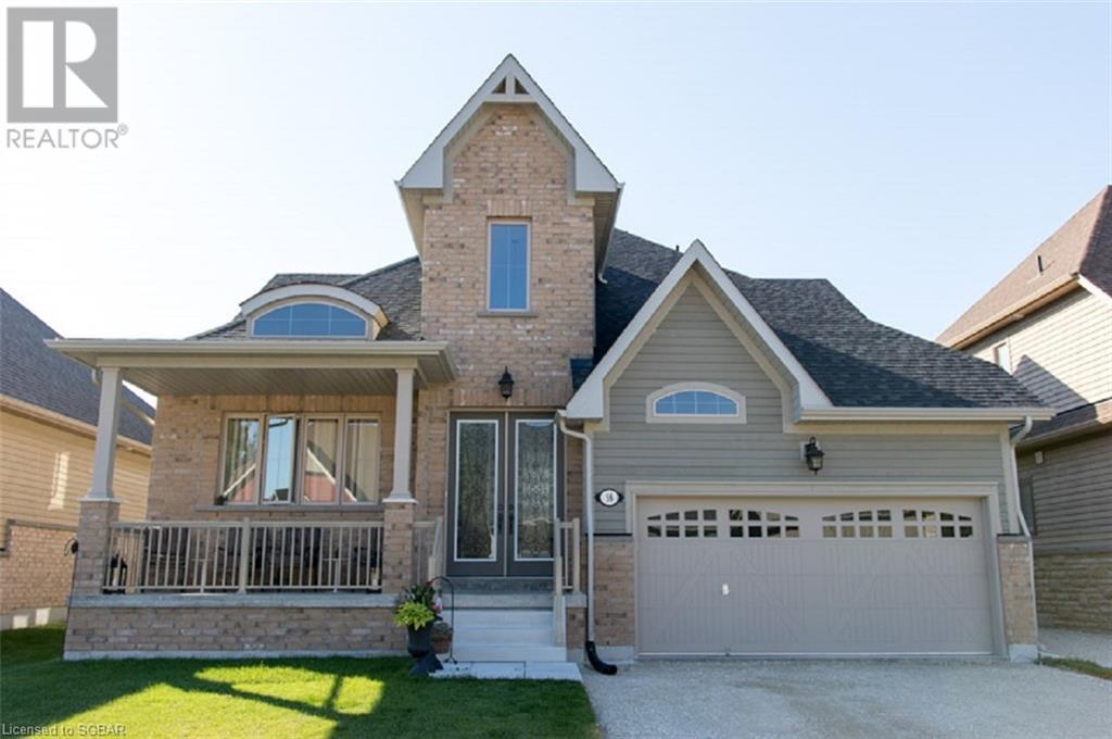 58 Hughes Street, Collingwood, Ontario  L9Y 3Z1 - Photo 1 - 40142935