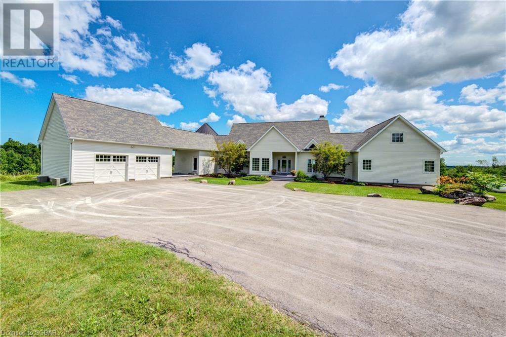 <h3>$2,899,900</h3><p>8096 9/10 Nottawasaga Sideroad, Clearview, Ontario</p>