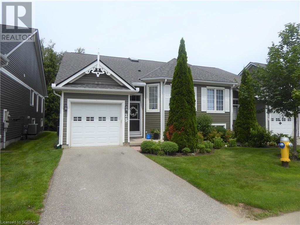 25 Green Briar Drive, Collingwood, Ontario  L9Y 5H9 - Photo 1 - 40143362