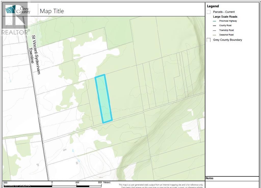 Lt 22 22 Sideroad, Meaford (Municipality), Ontario  N4K 5W4 - Photo 12 - 40134575