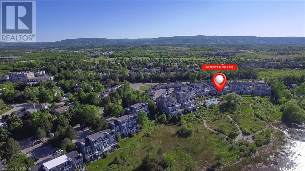 40 Trott Boulevard Unit# 503, Collingwood, Ontario  L9Y 5K5 - Photo 4 - 40144124