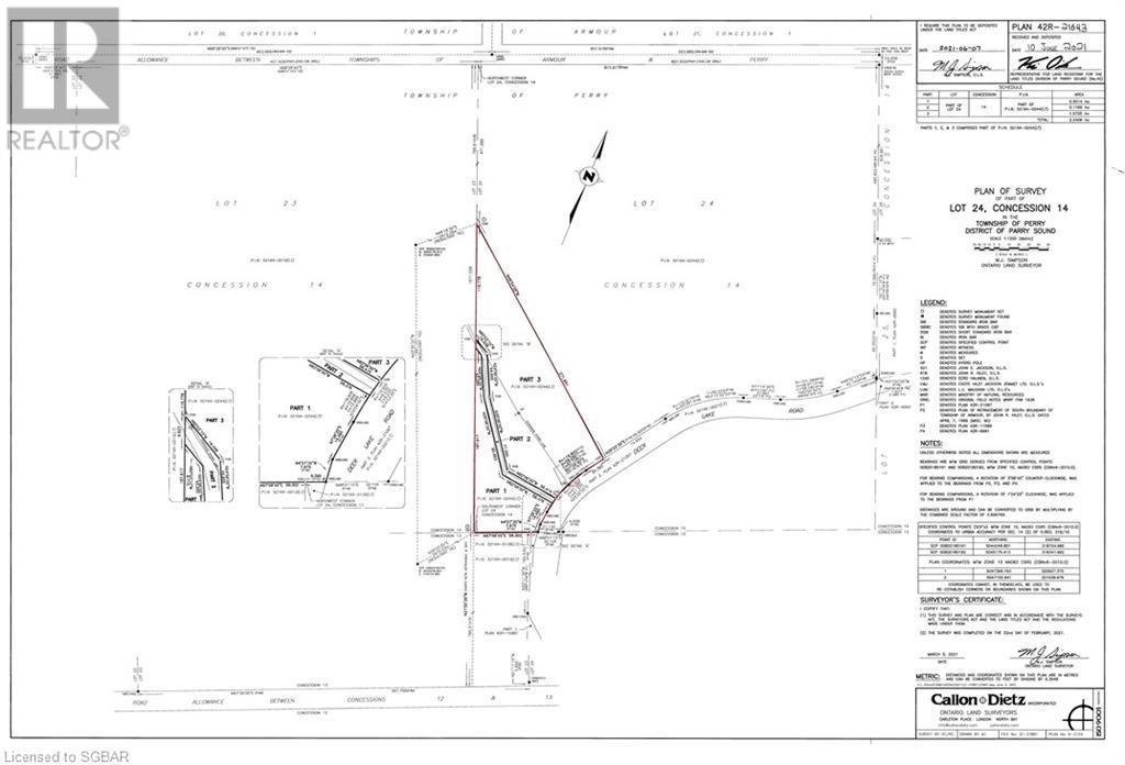 Lt 24 Deer Lake Road Unit# N Pt 1,2,3, Emsdale, Ontario  P1H 1R1 - Photo 3 - 40143392