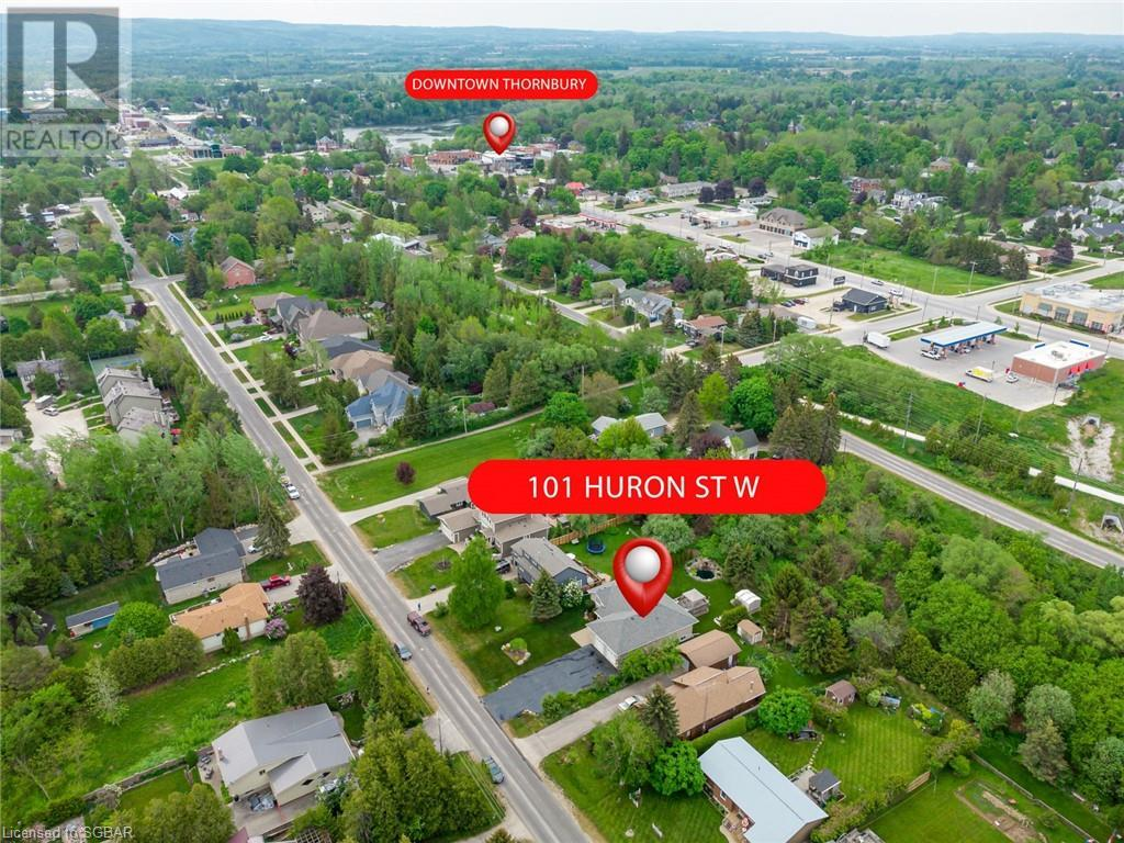 101 Huron Street W, Thornbury, Ontario  N0H 2P0 - Photo 2 - 40144585