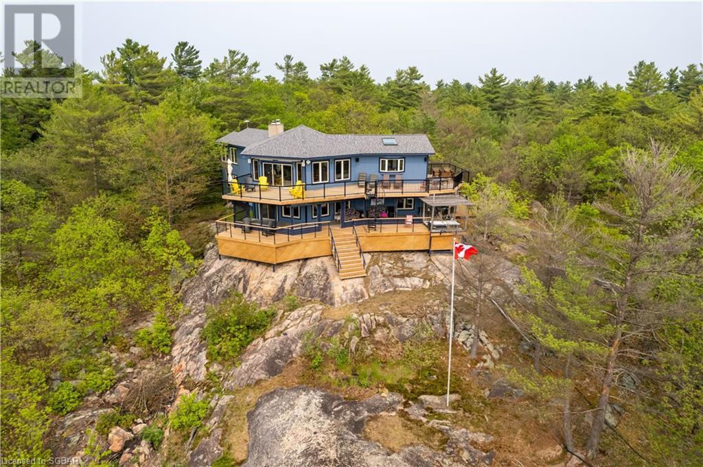 6266 Island 1040 / Little Beausoleil Island, Honey Harbour, Ontario  P0E 1E0 - Photo 1 - 40138074